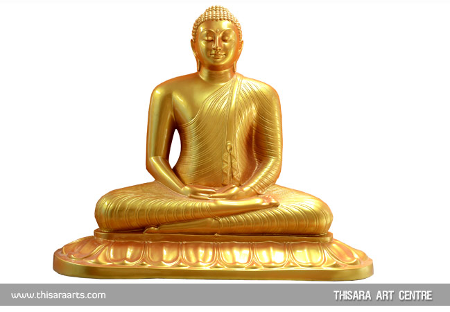 thisara art center buddhas statues